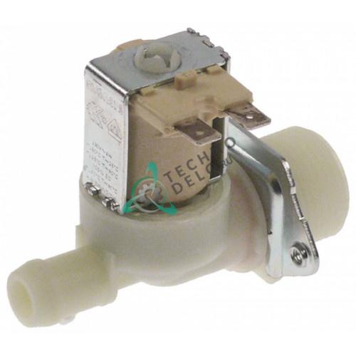 Клапан электромагнитный одинарный Invensys 230VAC 3/4 d15мм 3106179 для Winterhalter GSR36 и др.