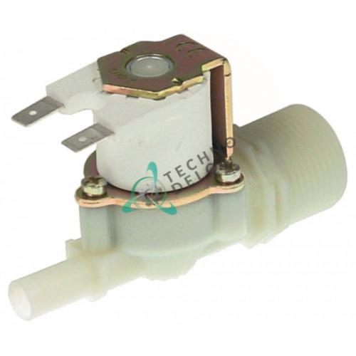 Клапан электромагнитный RPE 230VAC 3/4 10мм R65110200 для печи Ambach, Mareno, Olis, Tecnoinox и др.