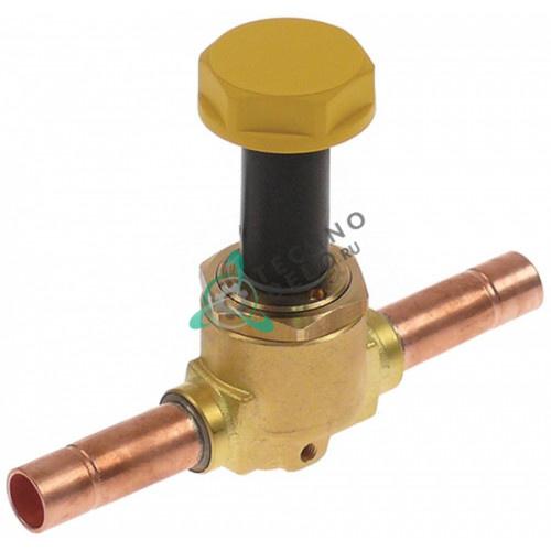 Корпус клапана Castel Go Green NC 1068V/3S подключение ODF 3/8