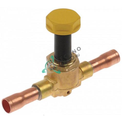 Корпус клапана Castel Go Green 1068V/M12S тип подключения ODS 12мм