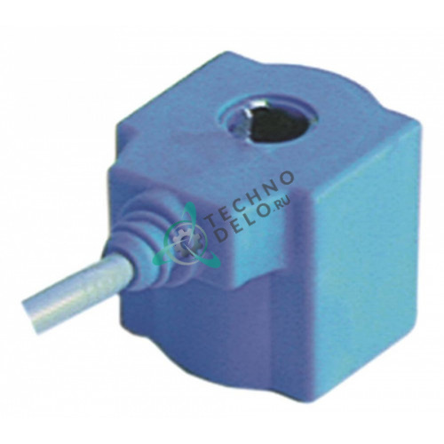 Катушка электромагнитная Danfoss EVR 230V кабель L1000мм