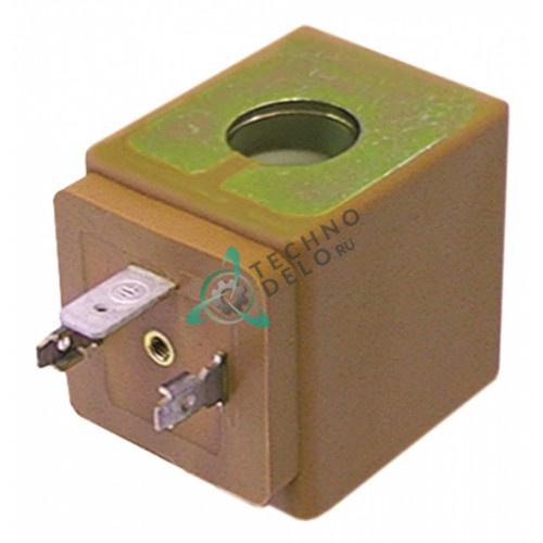 Катушка электромагнитная Lucifer-Parker DZ02C2 24VDC (постоянный ток) 9VA ø14,5мм