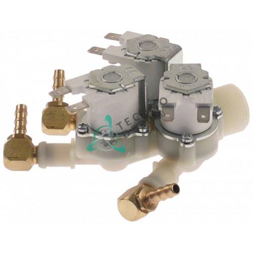 Клапан электромагнитный RPE 24В 3/4 DN10 20720234 для печи Houno