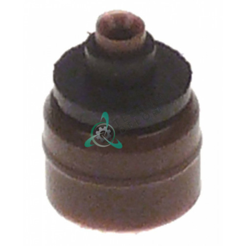 Переходник коричневый клапана электромагнитного TP 1,2 л/мин 4012006000 для Staff Ice System