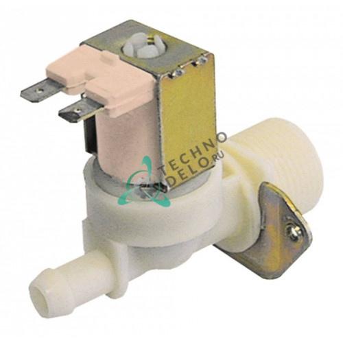 Клапан электромагнитный Eaton (Invensys) 230VAC 3/4 d11.5мм 2017007 для Bonnet, Hemerson, Jemi и др.