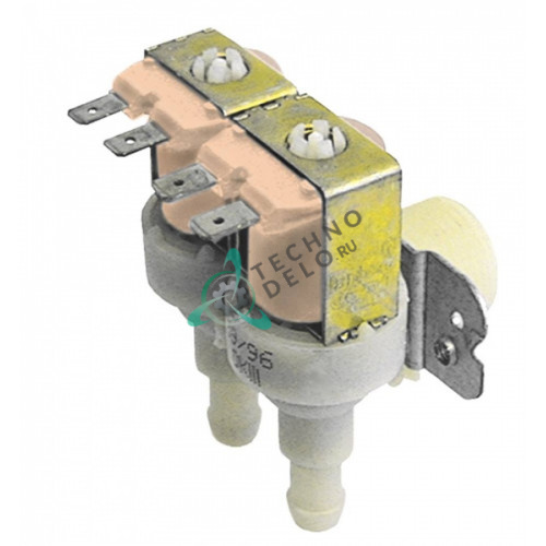 Клапан электромагнитный Eaton (Invensys) двойной 230VAC 3/4 d-11.5мм 5011050 печи Convotherm OES 6.06 MINI 2IN1 и др.