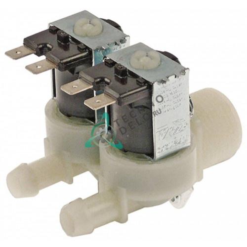 "Клапан двойной Eaton 230VAC вход 3/4"" выход 11.5mm Amatis, Electrolux, Hemerson, Jemi, Retigo, Therma"