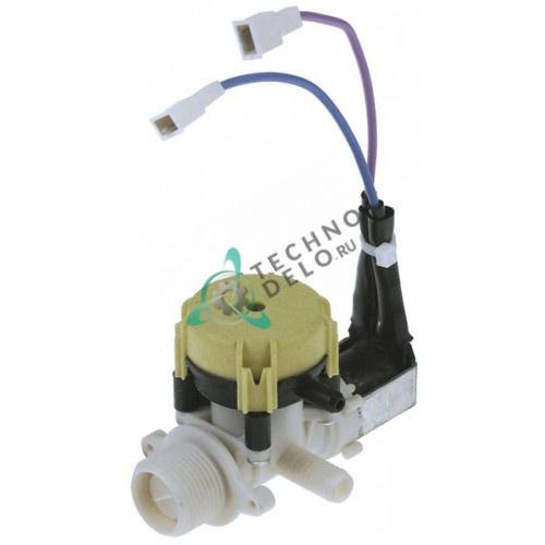 Клапан электромагнитный 230В d11мм 3/4 251895 253818 для кофемашины N&W