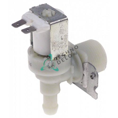 Клапан электромагнитный одинарный Elbi 230VAC 3/4 d11.5мм 120196 для Comenda