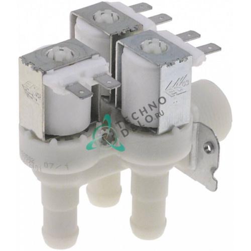 Клапан электромагнитный 049077 тройной Elbi 230В 0,5l/min
