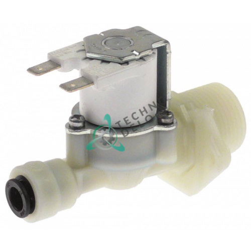Клапан электромагнитный RPE 220VAC для печей Unox, Piron, Garbin и др. (арт. KEL1085A )