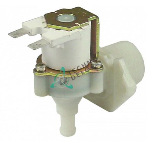 Клапан электромагнитный RPE 230В выход 13 мм для оборудования Dihr, Grandimpianti, Kromo, Olis и др.