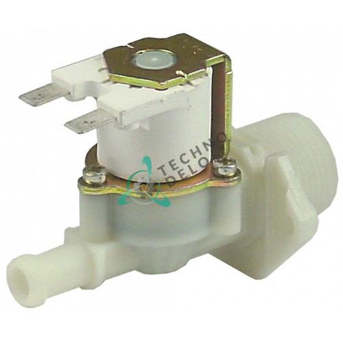 Клапан электромагнитный 230В 6 л/мин 23120021 к оборудованию Dihr, Elframo, Fagor, Meiko и др.