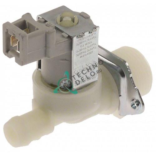 Клапан электромагнитный одинарный Invensys 230VAC 3/4 d14мм 3106214 для Winterhalter GS202/GS215/GS302 и др.