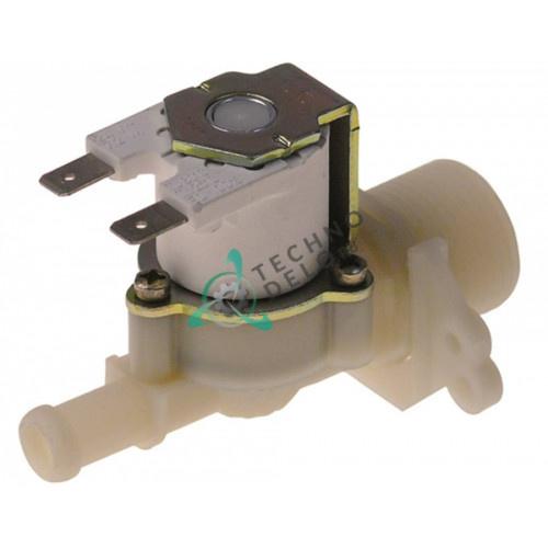 Клапан электромагнитный одинарный 24В 3/4 d11.5мм CEEV124 DEV34S для Omniwash и др.