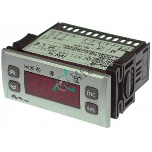 Регулятор электронный ELIWELL 034.378022 universal service parts