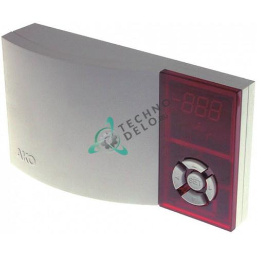 Контроллер AKO D14642 RS485 174x94x42мм 230VAC датчики NTC/PTC -50 до +99°C