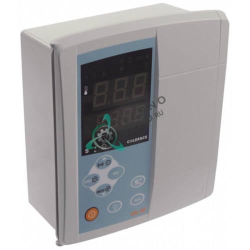Контроллер Eliwell EWRC500LX 230VAC датчик NTC/PTC 5 реле 210x245x90мм класс защиты IP65 диапазон измерений -55 до +140°C