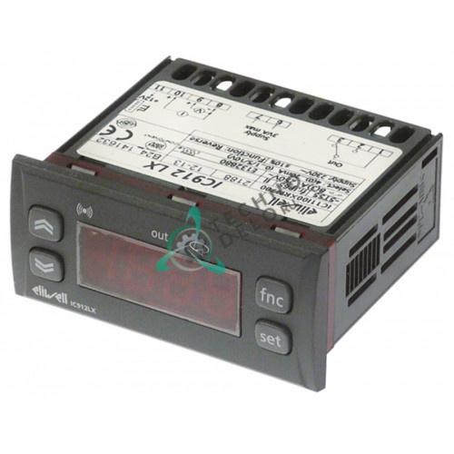 Контроллер Eliwell IC912 71x29мм 230VAC мВ/мА выходы реле 1 для профессионального холодильного оборудования