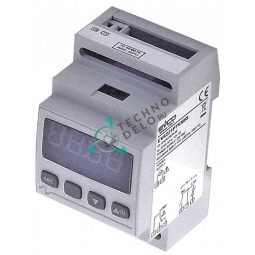 Контроллер EVCO EV6221P7VXBS 90x53мм 230VAC датчик NTC/PTC -50 до +150°C