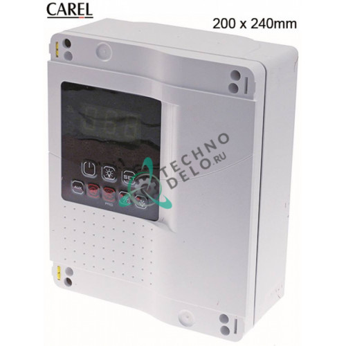 Регулятор-контроллер CAREL Mastercella MD33D5EN00 для холодильных камер / universal parts