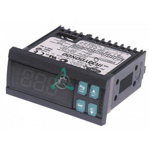 Контроллер для холодильного оборудования CAREL IR33Y00N00 71x29x94 мм 12 VAC/VDC IR/RS-485 диапазон -50 до +150 °C