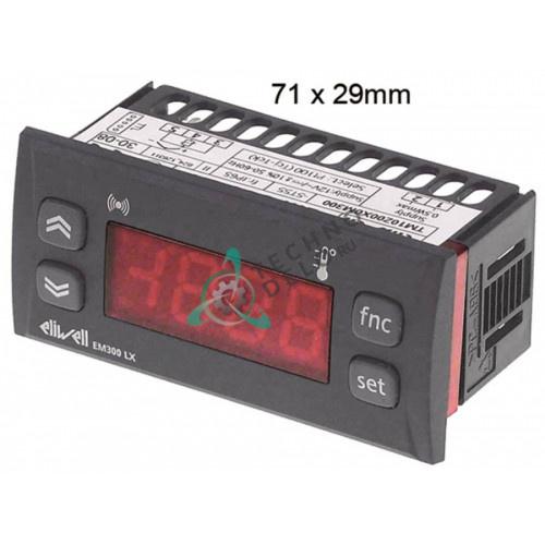 Блок управления ELIWELL EM300LX / -200 до +800°C 12 В