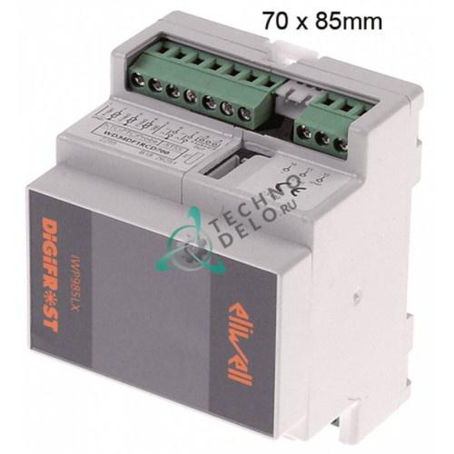 Модуль контроллер ELIWELL WD34DF1RCD700 тип IWP985LX / 230В -55 до +150 °C