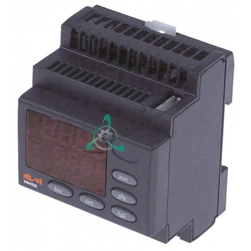 Контроллер Eliwell DR4020 E4D12N00BH710 100-240VAC датчик NTC/PTC/Pt1000 2 реле рабочий диапазон -210 до +810°C