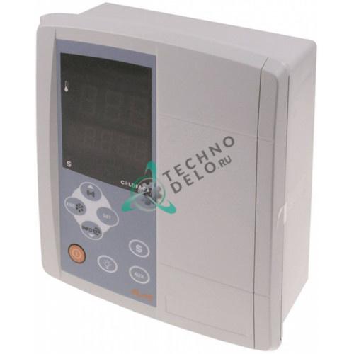 Контроллер Eliwell EWRC500LX 230VAC датчик NTC/PTC 5 реле диапазон измерений -55 до +150°C 245x210x90мм