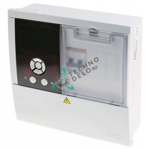 Контроллер AKO-15640 214x214мм 230VAC NTC IP65 RS485