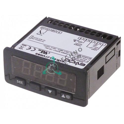 Контроллер EVCO EVK411 71x29мм 230VAC IP65 датчик TC 182500010 для печи Bake Off, Best For BISTROT