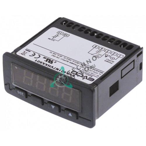 Контроллер EVCO EVK401N7VHXXX01 230VAC 0646305702 для теплового стола Electrolux, Giga, Lavinox, SSP