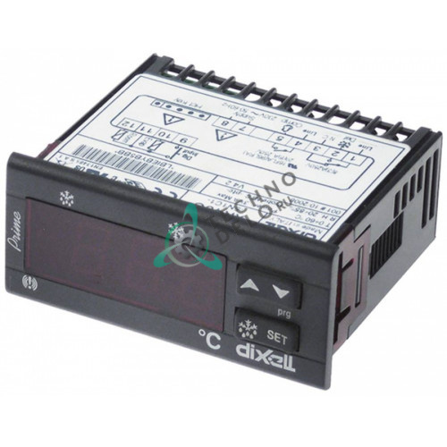 Регулятор электронный DIXELL 034.378307 universal service parts