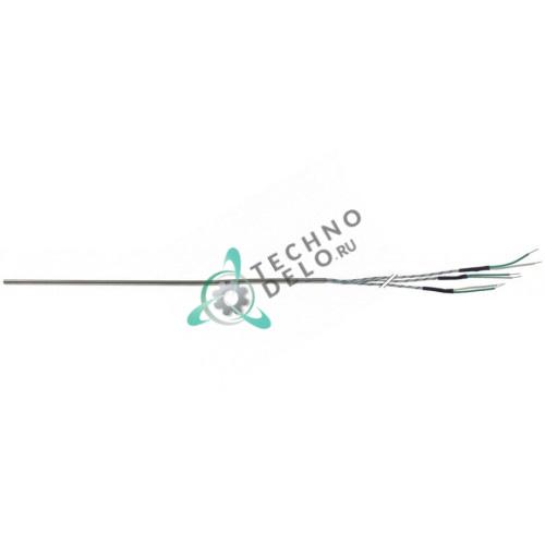Датчик температурный K (NiCr-Ni) ø5x290мм кабель L-1,5м 214175 для FriFri BASIC PLUS 211 и др.