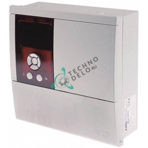 Контроллер AKO-15626 214x214мм 230VAC NTC RS485 для холодильных камер