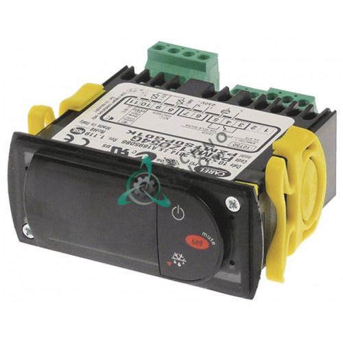 Контроллер CAREL PYMT1Z054G 71x29x59мм 230VAC датчик NTC -50 до +90°C  41103038 для оборудования Mercatus и др.