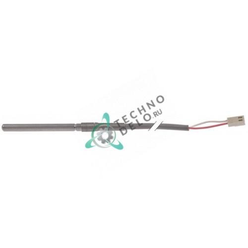 Датчик температурный Pt100 -50 до +200 °C ø6x50мм 120929 для Comenda ACRS145/ACRS205/ACRS225 и др.