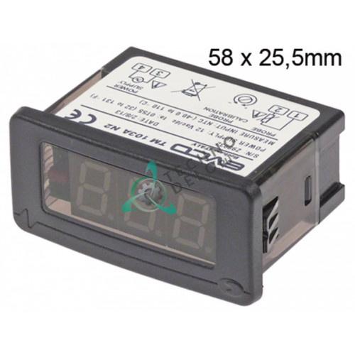 Термометр EVERY CONTROL 196.378345 service parts uni