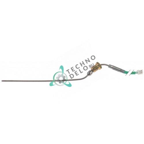 Датчик температурный ø2x135мм M8 кабель L-1,3м 40.03.528 для печи Rational SCC WE/CM P 61-202