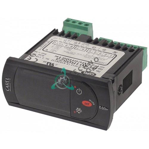 Контроллер CAREL PYAO1R0523 71x29x74мм 230VAC датчик NTC IP54 -50 до +90°C 74700883 для оборудования Afinox и др.