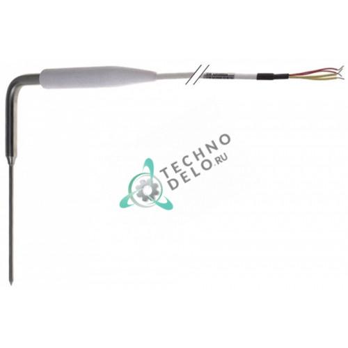 Термощуп Pt1000 20W/12V ø4x100мм кабель PVC L-5м для камеры шоковой заморозки Friulinox, Lainox
