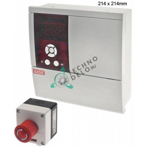Контроллер AKO-15627 214x214мм 230VAC NTC IP65