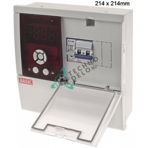 Контроллер AKO-15648 RS485 214x214мм 230VAC NTC IP65