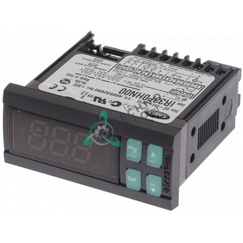 Контроллер CAREL IR33F0HN00 71x29x70,5 мм 115/230 VAC датчик NTC IP65 -50 до +99 °C для холодильного оборудования