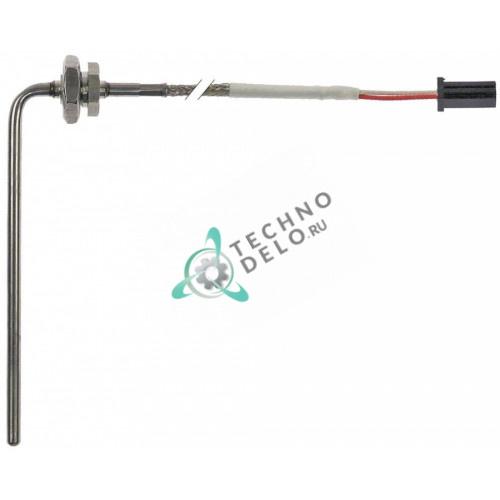 Датчик температурный 00002660 PT100 -100 до +450 °C для пароконвектомата Teknoeka EKF и др.