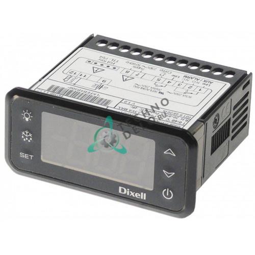 Контроллер Dixell XR30CH-5N0C1 71x29x62мм 230VAC датчик NTC/PTC -50 до +150°C для аппарата шоковой заморозки