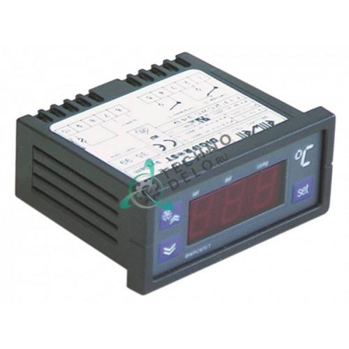 Контроллер Eliwell EWPC970 71x29мм 12В реле 8A 32Z3660 1681109 BN1681109 для Angelo Po, Polaris KC3513-20050715 и др.