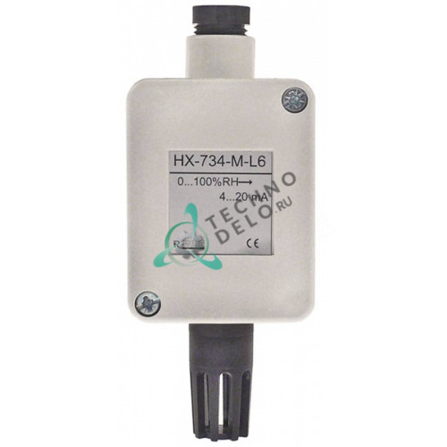 Датчик-измеритель влажности RENSE HX-734-M-L6