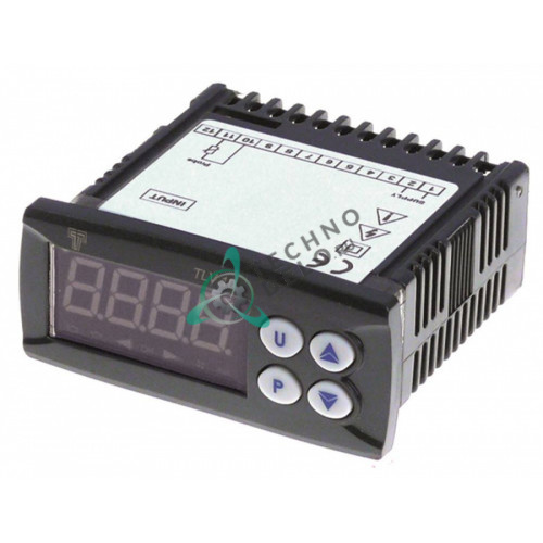 Термометр TECNOLOGIC 196.379201 service parts uni
